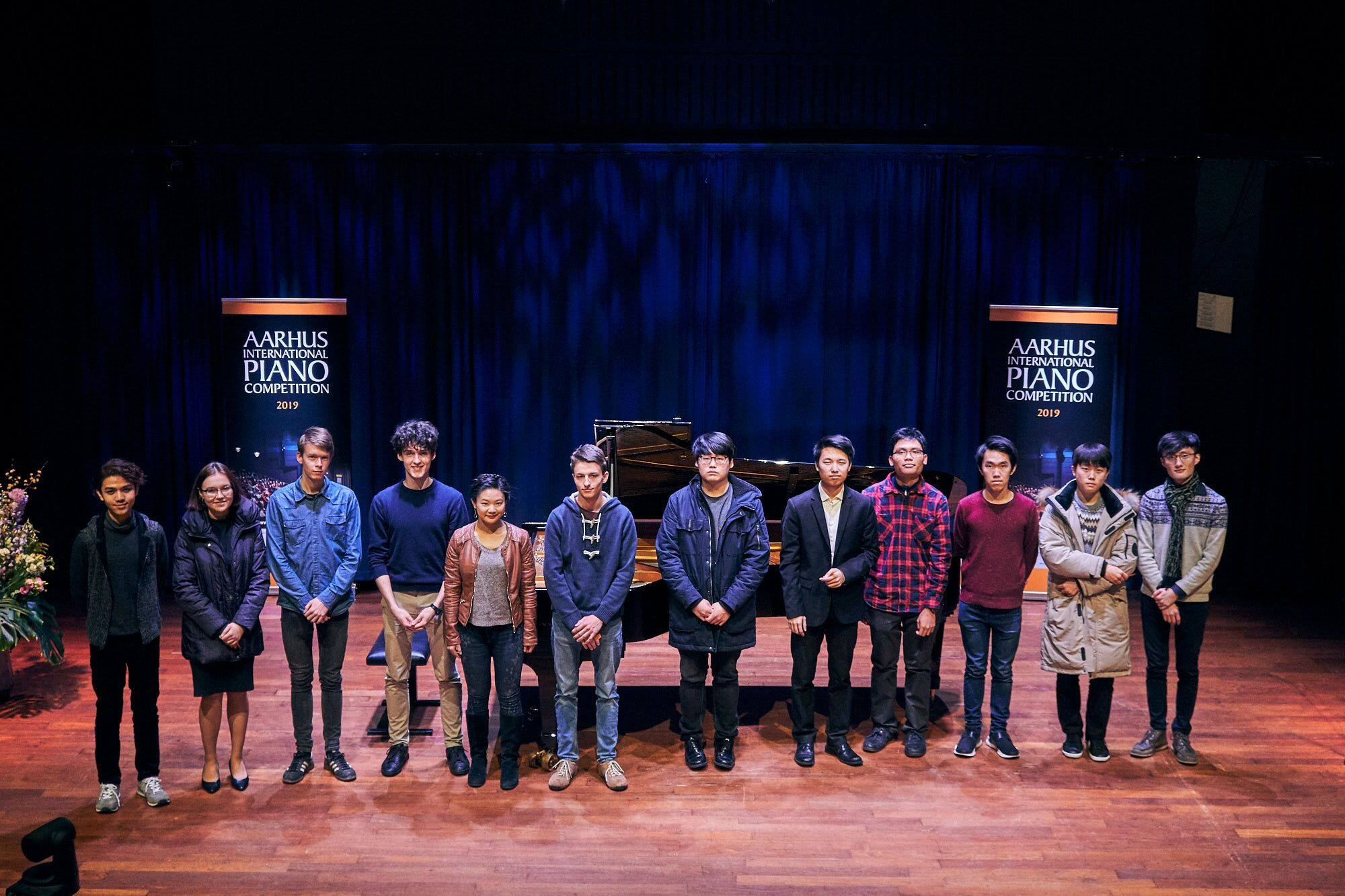 Aarhus International Piano Competition 2019 - results - EMCY